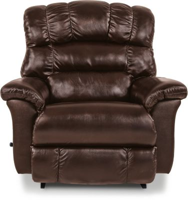 La-Z-Boy Randell Leather Rocker Recliner