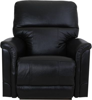 La-Z-Boy Oscar Leather Power Headrest Lumbar Recliner