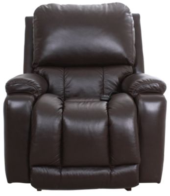 La-Z-Boy Greyson 100% Leather Power Rocker Recliner w/HW