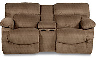 La-Z-Boy Asher Power Reclining Loveseat with Console