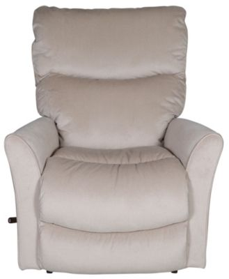La Z Boy Rowan Tan Rocker Recliner Homemakers Furniture