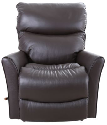 La-Z-Boy Rowan Espresso Leather Rocker Recliner