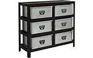 Magnolia Home Metal Storage Chest