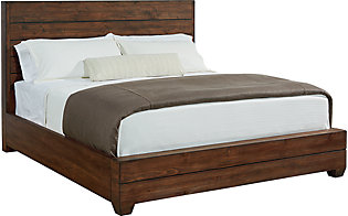 Magnolia Home Industrial Queen Bed