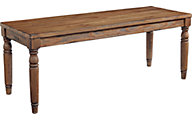 Magnolia Home Farmhouse Bench