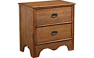 Magnolia Home Farmhouse Mantel Nightstand