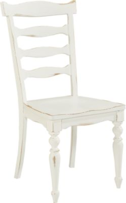 Magnolia Home Ellis Cream Side Chair
