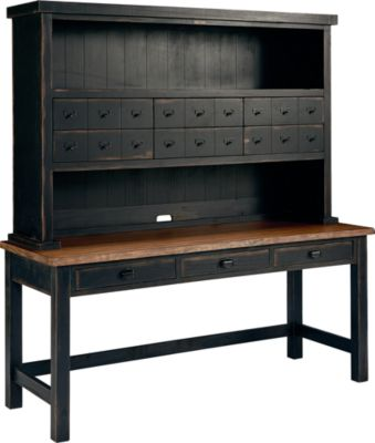 Magnolia Home Postman's Desk with Hutch