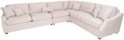 Magnolia Home Linen 4-Piece Sectional