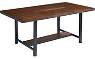 Magnolia Home Industrial Framework Milk Crate Dining Table