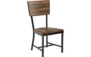 Magnolia Home Industrial Contour Side Chair
