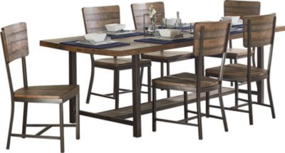 Magnolia Home Industrial 7-Piece Dining Set