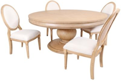 Magnolia Home French Inspired 5-Piece Dining Set