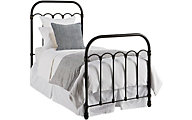 Magnolia Home Primitive Twin Colonnade Bed