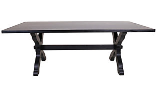 Magnolia Home Sawbuck Trestle Table