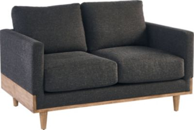Magnolia Home Circa Charcoal Loveseat