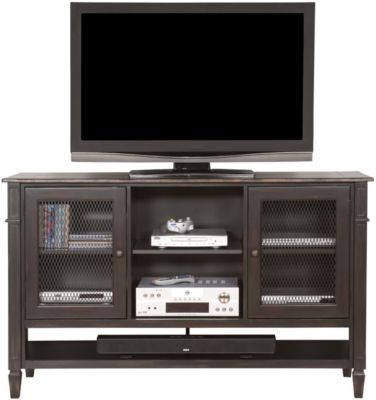Martin Furniture Navarro Delux 60-Inch TV Console