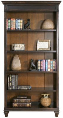 Martin Furniture Hartford Tall Open Bookcase