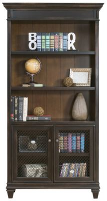 Martin Furniture Hartford Tall Bookcase