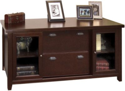 Martin Furniture Tribeca Loft Cherry Storage Credenza