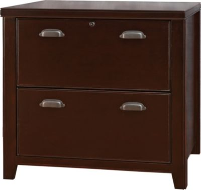 Martin Furniture Tribeca Loft Cherry Lateral File