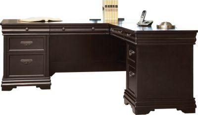 Martin Furniture Beaumont Office Corner Desk
