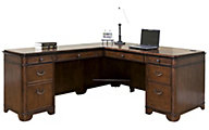 Martin Furniture Kensingtion LHF Corner Desk
