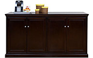 Martin Furniture Fulton Four Door Credenza