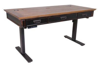 Martin Furniture Hartford Sit/Stand Desk