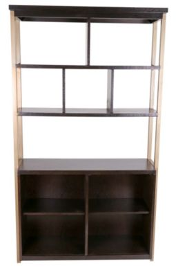 Martin Furniture Axis Display Bookcase
