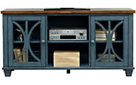 Martin Furniture Bailey 60-Inch Blue Console