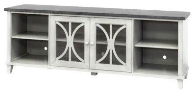Martin Furniture Bailey White Media Console