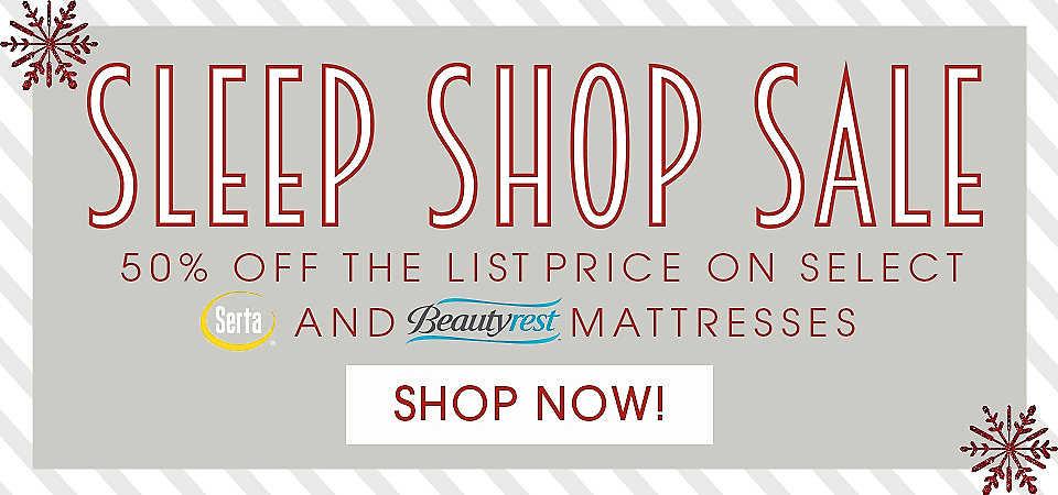 Sleep Shop Mattress Sale #19