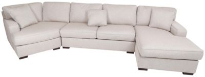 Max Home Argentina Right-Side Chaise 3-Piece Sectional