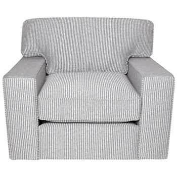 Max Home Wellesley Swivel Chair