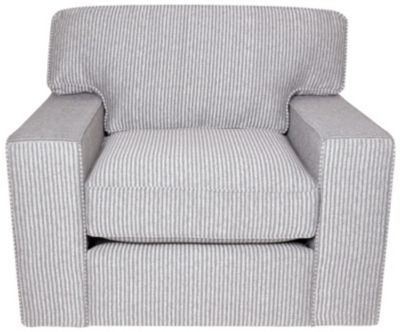 Max Home Brunswick Swivel Chair