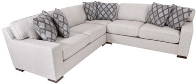 Max Home Brunswick 3-Piece Sectional