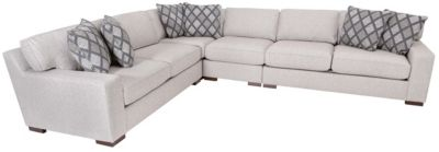 Max Home Brunswick 4-Piece Sectional