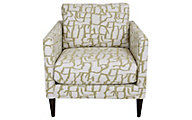 Max Home San Marino Accent Chair