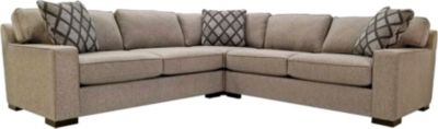 Max Home Wellesley 3-Piece Sectional