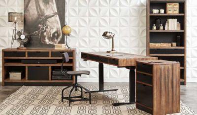 Martin Furniture Motus Sit/Stand Desk