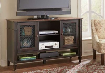 Martin Furniture Navarro Delux 60-Inch TV Console