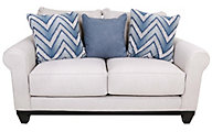 Michael Nicholas Designs Sunset Beach Gel Loveseat