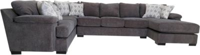 Michael Nicholas Designs Davenport 3-Piece Sectional