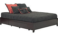 Modus Furniture Nevis Full Storage Bed