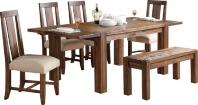 Modus Furniture Meadow 6 Piece Dining Set