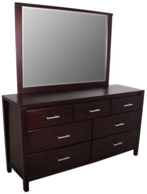 Modus Furniture Nevis Dresser with Mirror