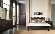 Modus Furniture Nevis Queen Platform Bedroom Set