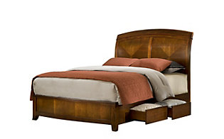 Modus Furniture Brighton King Storage Bed