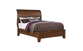 Modus Furniture Cally King Storage Bed